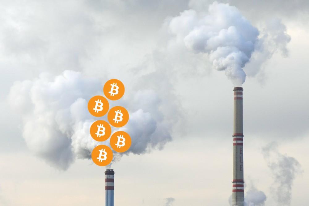 crypto pollution