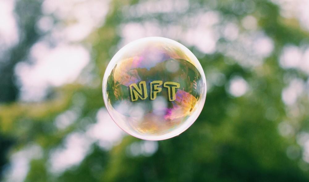 NFT bubble