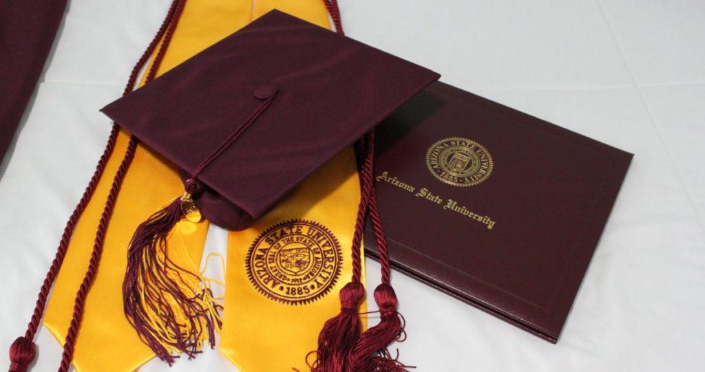 diploma of Arizona University